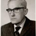 Alfred WĘGŁOWSKI  (1906-1992) - merytoryczny opiekun Arboretum