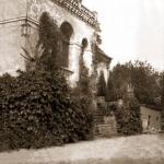 Wojsławicki dwór, ok. 1900 r.