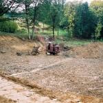 2 - Wybieranie namułu w stawie - 1999 r., HGN