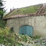 Wojsławicka stodoła nr 2 stan lipec 2002 r. TN