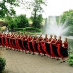 Gościnne występy zespołu 'Tan Bag' z Niemczy - Wojsławice, fot. W. Włudarczyk 2006 (1)