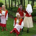 III Przegląd Zespołów Folklorystycznych w Wojsławicach 2004 r. HGN