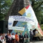 IV Przegląd Zespołów Folklorystycznych Wojsławice czerwca 2005 HGN
