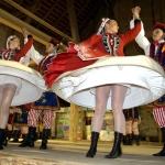 V Przegląd Zespołów Folklorystycznych Wojsławice 4 czerwca 2006 HGN