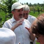 Warsztaty szczepienia i okulizacji - prowadzi G. Hodun, Instytut w Skierniewicach - Wojsławice 2012, HGN (2)