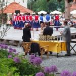 XI Dolnośląskio Przeglądu Zespołów Folklorystycznych w Wojsławicach 2012.