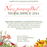 Wystawa liliowców 2014