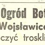 G.Rob. 3.VIII.1955 wycinek tytułu