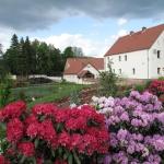Budynek bursy - Arboretum Wojsławice, 2009 r., HGN