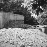 Renowacja szklarenki - lipiec 1995 r., archiw. OB