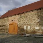 Wojsławicka stodoła nr 2 stan październik 2007 r. HGN