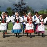 IV Przegląd Zespołów Folklorystycznych Wojsławice 6 czerwca 2005 HGN