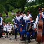 V Przegląd Zespołów Folklorystycznych Wojsławice czerwca 2005 HGN