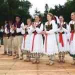 X Przegląd Zespołów Przegląd Zespołów Folklorystycznych Wojsławice maj 2011 HGN