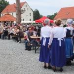 XI Przegląd Zespołów Folklorystycznych w Wojsławicach, maj 2012, HGN